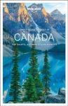 Canada Lonely Planet Guide, Best of Canada, Kanada útikönyv 2017
