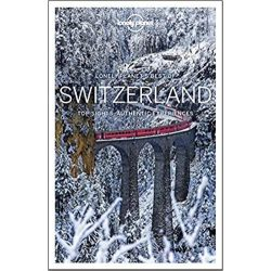 Switzerland útikönyv Best of Switzerland Lonely Planet Svájc útikönyv 2018
