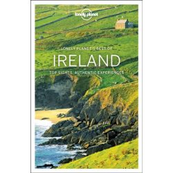 Ireland, Best of Ireland útikönyv Lonely Planet Írország  útikönyv  2018
