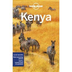 Kenya útikönyv Lonely Planet 2018