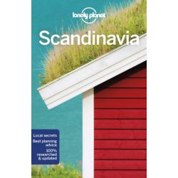 Scandinavia Guide Lonely Planet, Skandinávia útikönyv 2018
