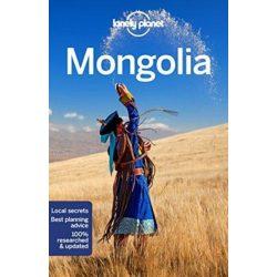 Mongolia Lonely Planet, Mongólia útikönyv  2018