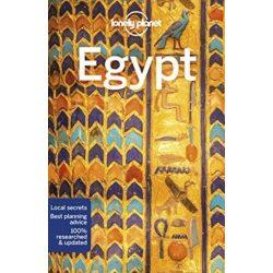 Egypt Lonely Planet, Egyiptom útikönyv 2018