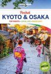 Kyoto útikönyv Pocket Lonely Planet Kyoto & Osaka útikönyv 2017