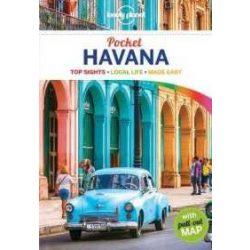 Havanna útikönyv Havana Lonely Planet Pocket Guide 2017