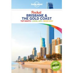 Brisbane útikönyv, Brisbane & the Gold Coast Pocket Lonely Planet  2017