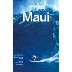 Maui útikönyv Lonely Planet Maui 2017