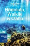 Honolulu Waikiki & Oahu Lonely Planet Honolulu útikönyv 2017