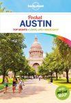 Austin útikönyv, Austin Lonely Planet Pocket 2018