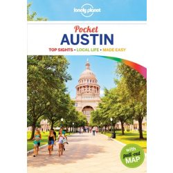 Austin útikönyv, Austin Lonely Planet Pocket 2018