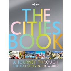 The Cities Book  Lonely Planet könyv 2017 angol
