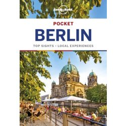 Berlin útikönyv Berlin Pocket Lonely Planet útikönyv 2019