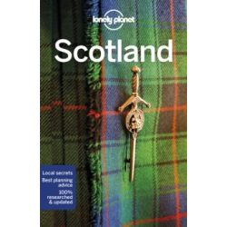 Scotland útikönyv Skócia útikönyv Lonely Planet Guide 2019
