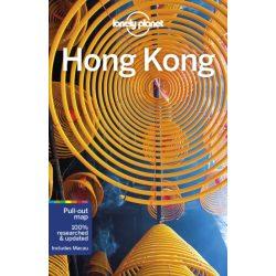 Hong Kong útikönyv Lonely Planet  2019