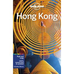 Hong Kong útikönyv Lonely Planet  2019