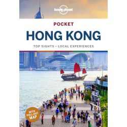 Hong Kong útikönyv Lonely Planet Pocket Guide 2019