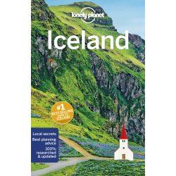 Iceland útikönyv Lonely Planet Izland útikönyv 2019