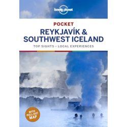 Reykjavik útikönyv Lonely Planet Pocket Reykjavik & Southwest Iceland 2019