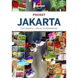Jakarta útikönyv Lonely Planet Pocket 2019