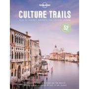 Culture Trails Lonely Planet útikönyv 2017 angol