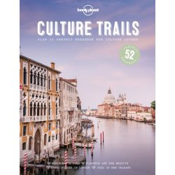 Culture Trails Lonely Planet útikönyv 2017 angol