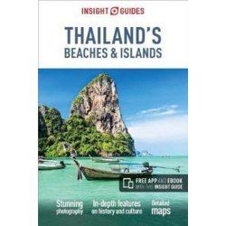 Thailand's Beaches & Islands Thaiföld útikönyv Insight Guides Nyitott Szemmel-angol 2018