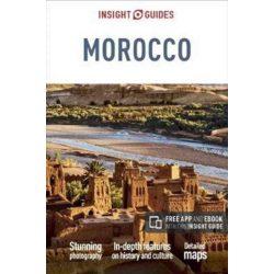 Marokkó útikönyv, Morocco útikönyv Insight Guides - angol 2017