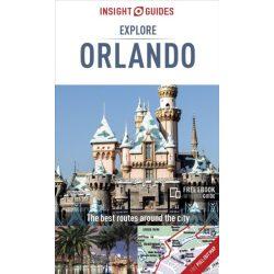 Orlando útikönyv Insight Guides 2017