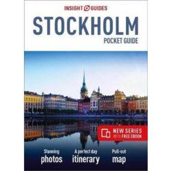 Stockholm útikönyv Insight Guides Pocket 2018 Stockholm Guide