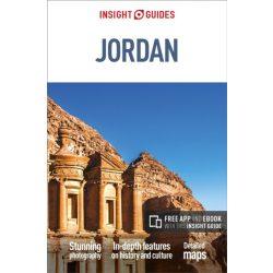 Jordánia útikönyv Jordan Insight Guides - angol 2018
