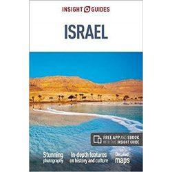 Izrael útikönyv, Israel útikönyv Insight Guides Nyitott Szemmel-angol 2018