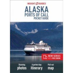 Insight Guides Pocket Alaska Ports of Call Alaszka útikönyv angol 2018