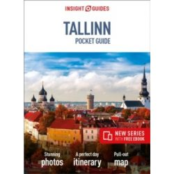 Tallinn útikönyv Insight Guides Pocket Tallinn angol 2018