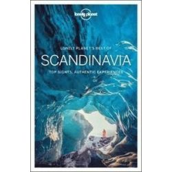 Scandinavia útikönyv, Best of Scandinavia Lonely Planet, Skandinávia útikönyv 2018
