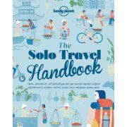 The Solo Travel Handbook Lonely Planet könyv 2018 angol