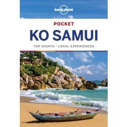 Ko Samui útikönyv Lonely Planet Pocket Thaiföld útikönyv 2018