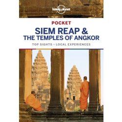 Siem Reap & the Temples of Angkor útikönyv Lonely Planet Pocket 2019 Cambodia útikönyv angol