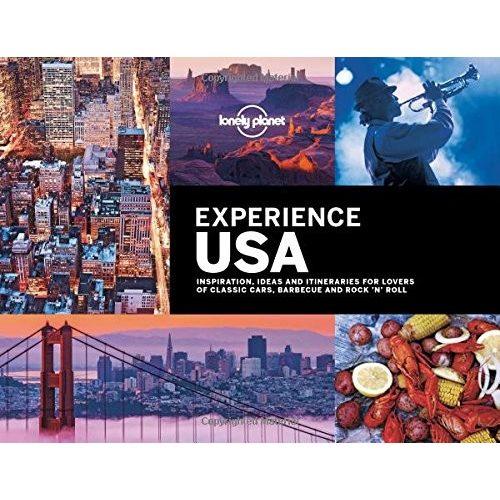 térkép center USA útikönyv, Experience USA képes útikalauz 2018   Térkép Center  térkép center