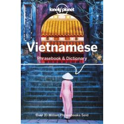Lonely Planet vietnámi szótár Vietnamese Phrasebook & Dictionary 2018