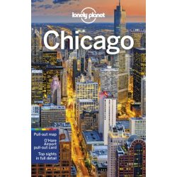 Chicago útikönyv Lonely Planet 2020