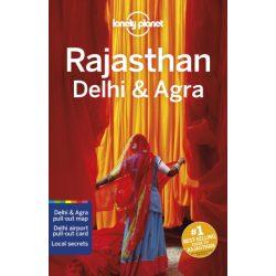 Rajasthan Delhi & Agra útikönyv Lonely Planet Rajasthan útikönyv 2019 angol