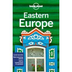 Europe Eastern Lonely Planet Kelet-Európa útikönyv 2019 angol