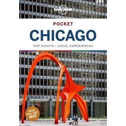 Chicago útikönyv Chicago Lonely Planet Pocket 2020