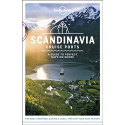 Scandinavia útikönyv Lonely Planet Guide, Skandinávia útikönyv 2018 angol