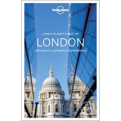 London útikönyv Lonely Planet Best of London 2020