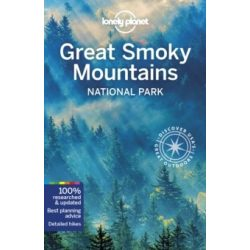 Great Smoky Mountains National Park Lonely Planet Great Smoky útikönyv USA 2019