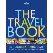 The Travel Book, A Journey Through Every Country in the World Lonely Planet útikönyv (puha borítós)   2018 angol