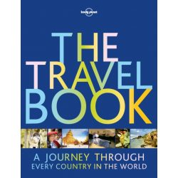 The Travel Book, A Journey Through Every Country in the World Lonely Planet útikönyv (puha borítós)   2018 angol