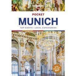Munich Lonely Planet Pocket Guide, München útikönyv 2019 Munich útikönyv angol