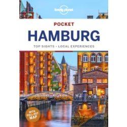 Hamburg útikönyv Pocket Lonely Planet  2019